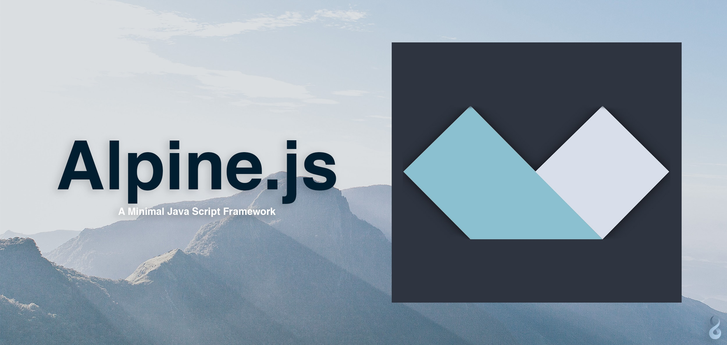 Introducing Alpine.js | A Minimal JavaScript Framework | Raidan.com.au