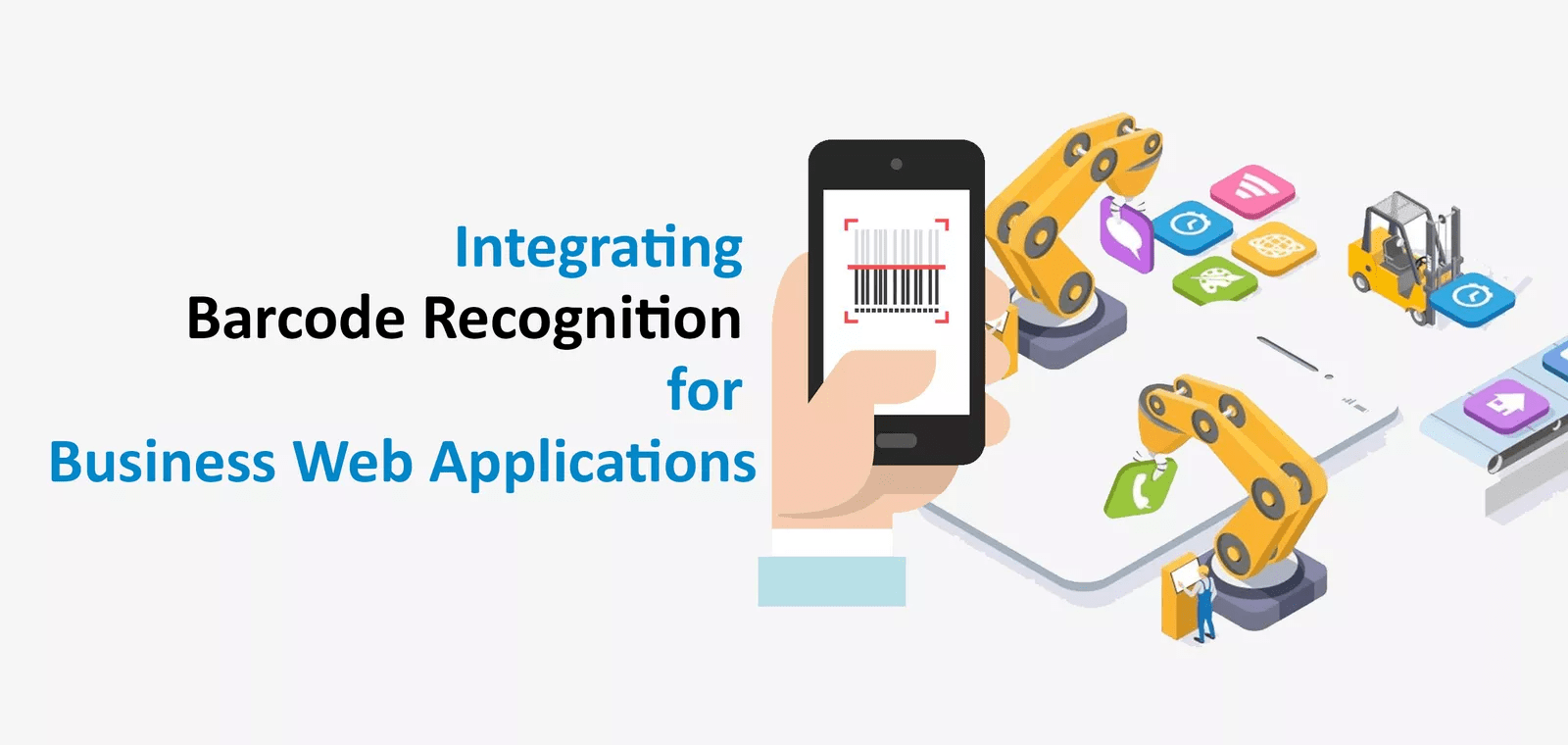 Integrating Barcode Recognition for Business Web Applications | Raidan.com.au