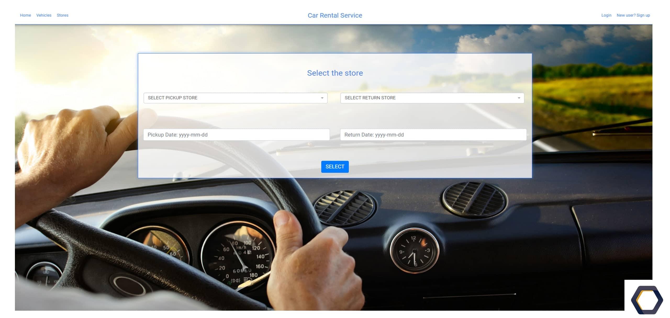 Car Rental System QUT IFB299 (Project Management) Project | Raidan.com.au